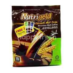 Nutrigold Chocolate Malt Drink