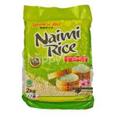 Naimi Rice Premium Quality Japanese White Rice