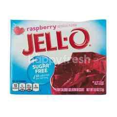 Jell-O Raspberry Sugar Free