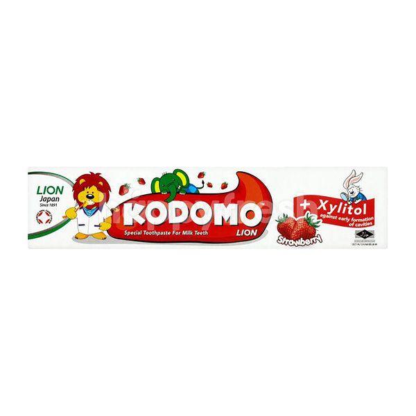 Lion Kodomo Toothpaste