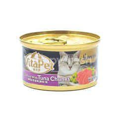 VITAPET Supreme Cat Food With Tuna Chunk
