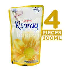 Kispray Segeris 3in1 Ironing Liquid