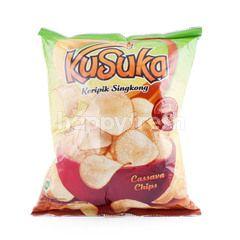 Kusuka Barbecue Cassava Chips