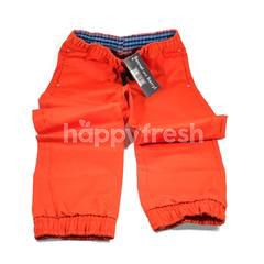 Bennet and Barryl Boys Jogger Pants (Available Green and Orange Color, Size 6-12)