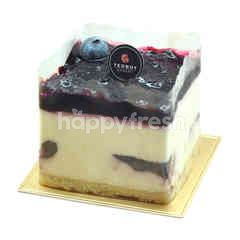 Blueberry Cheese Cake (Slice)