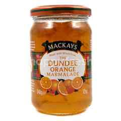 Mackays The Dundee Orange Marmalade Jam