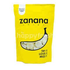 Zanana Banana Creamy Milk Flavour Chips