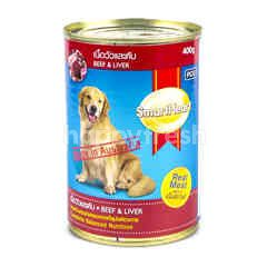 Smartheart Beef & Liver Dog Food