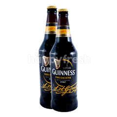 Guinness Foreign Extra Stout Beer 2 Pcs x 620ml