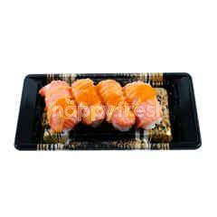 Aeon Salmon Aburi Spicy Mayo Sushi