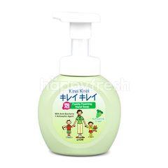 Kirei Kirei Family Foaming Hand Soap Refreshing Grape