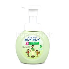 Kirei Kirei Family Foaming Hand Soap Refreshing Grape