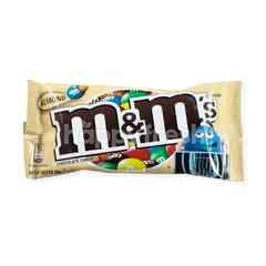 เอ็มแอนด์เอ็ม ช็อกโกแลตนม สอดไส้อัลมอนด์เคลือบน้ำตาลสีต่างๆ