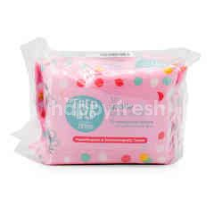 Tesco Fred & Flo Honeycomb Texture Baby Wipes