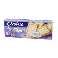 Casino White Chocolate Mention Bien Biscuit