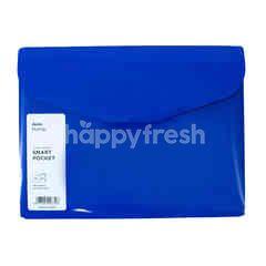 Daiichi Smart Pocket DPR A5 5O Biru Gelap