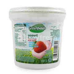 Greenfields Strawberry Yogurt