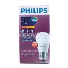 Philips LEDBulb 4W~40W E27 Warm White