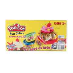Fun-Doh Ice Cream Factory Lilin