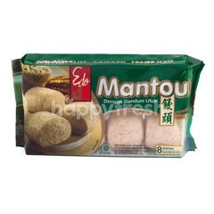 Edo Whole Wheat Mantou