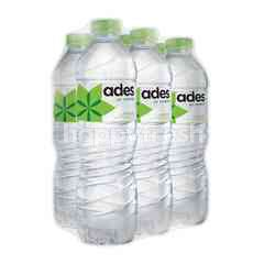 Ades Air Mineral 600ml 6 Pack