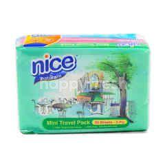 Nice Mini Travel Pack Tissue