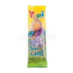 Yupi Dino Land Gummy Candies