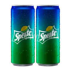 Sprite Twinpack 330ml