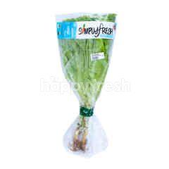 Simply Fresh Organics Selada Keriting Organik