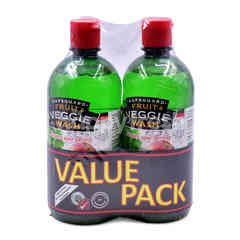 Safeguard Fruit Veggie Wash (2 Bottles)