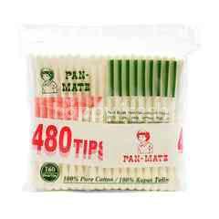 Pan-Mate Cotton Buds 3 Packs