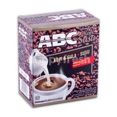 ABC Instant Powdered Milk Coffee
