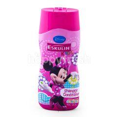 Eskulin Sampo dan Kondisioner Disney Kids Pink