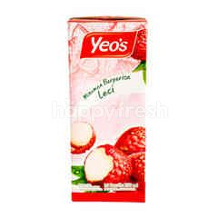 Yeo'S Lychee Flavored Drink