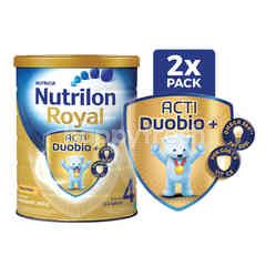 Nutricia Nutrilon Royal 4 Honey Baby Milk Twinpack