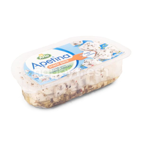 Arla Apetina Feta Cheese With Herbs And Spices