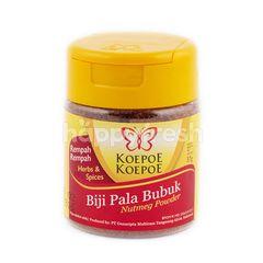 Koepoe Koepoe Nutmeg Powder