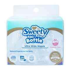 Sweety Botol Bayi Ultra Wide Nipple
