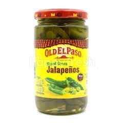 Old El Paso Sliced Green Jalapenos