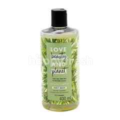 Love Beauty And Planet Pure & Positive Body Wash - Tea Tree Oil