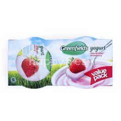 Greenfields Strawberry Yogurt Value Pack