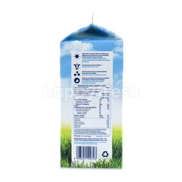 Greenfields High Calcium Low Fat Pasteurised Milk