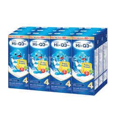 Hi-Q 3 Plus UHT Prebio ProteQ Plain 180 ml X 12 Pack