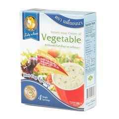 Lady Anna Soup Cream Of Vegetable