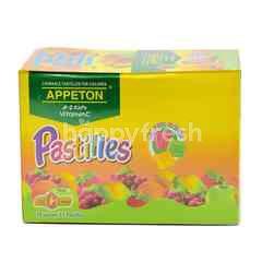 Appeton Pastilles (20 Sachets x 5 Pastilles)