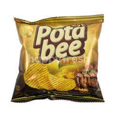 Potabee Beef BBQ Potato Chips