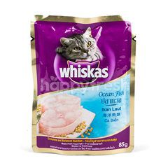 Whiskas Ocean Fish Flavored Cat Food