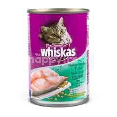 Whiskas Makanan Kucing Dewasa Rasa Ikan Tuna