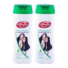 Lifebuoy Strong & Shiny Shampoo Twinpack