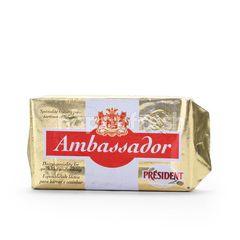 AMBASSADOR Dairy Spread Unsalted Butter